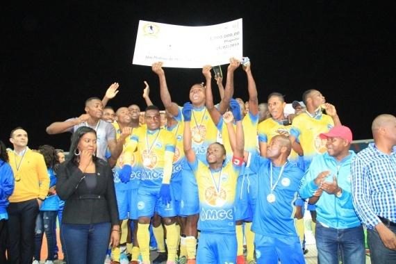 Costa do Sol vence um milhão do Mavila Boy