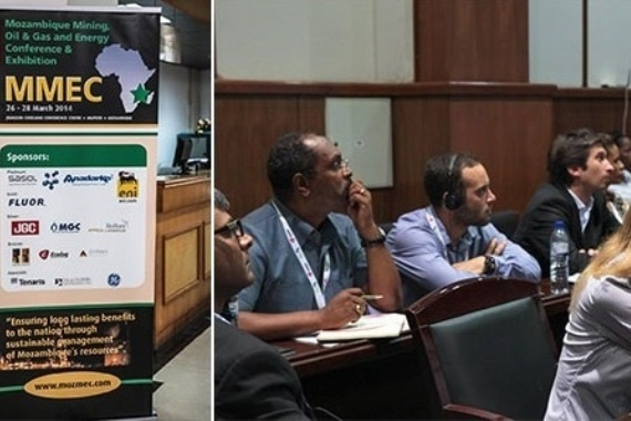 Matola Gas Company participou na conferência MMEC 2014