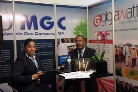 Matola Gas Company e a Gigawatt na FACIM 2013