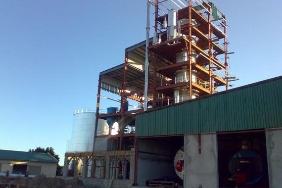 MGC Fornece Gás à nova Fábrica de Óleos Vegetais e Sabões da Matola